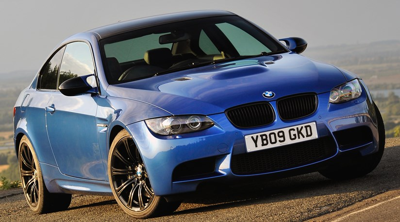 BMW M3 Coupe Edition 2009 review by CAR Magazine