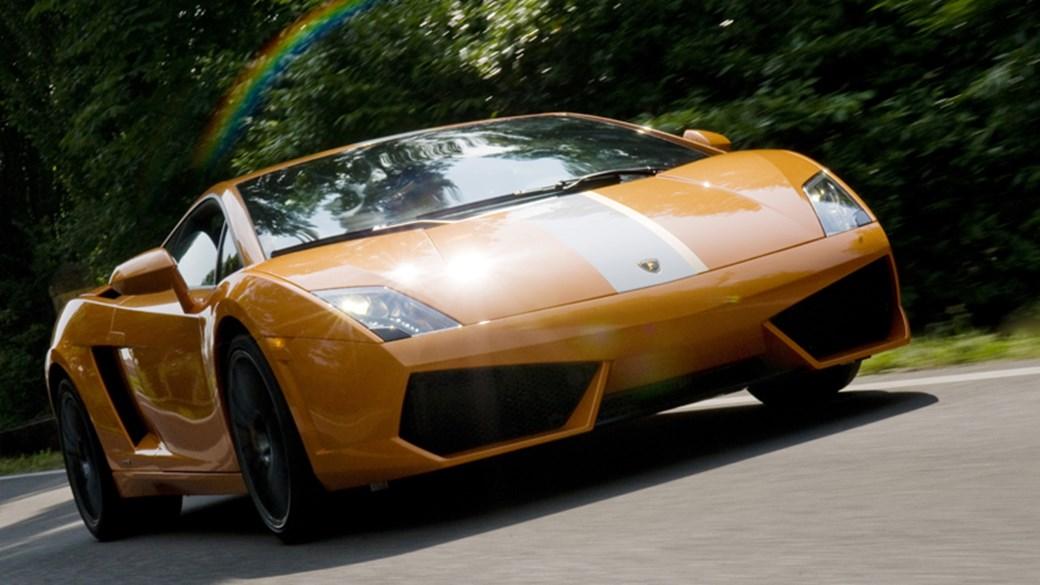 Lamborghini Gallardo LP550 2 Valentino Balboni (2009) CAR Review