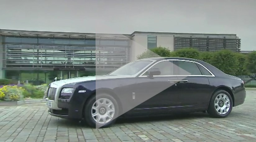 Rolls-Royce Ghost (2009): the leaked Youtube video | CAR Magazine