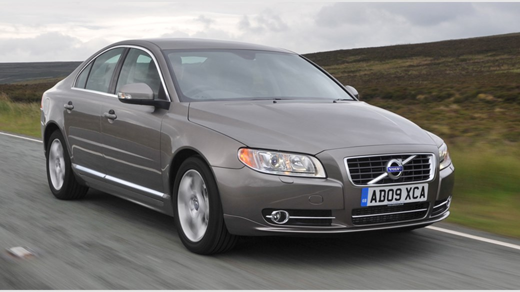 Volvo S80 D5 2009 new review by CAR Magazine