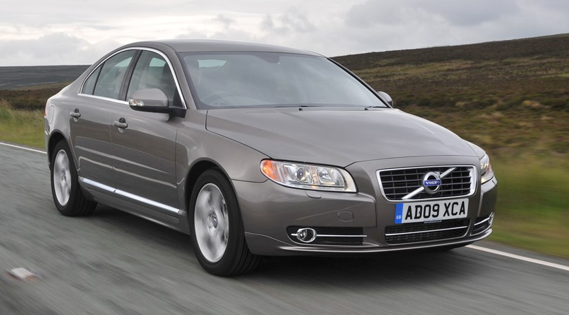 Volvo S80 D5 (2009) new review by CAR Magazine