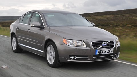Volvo S80 D5 2009 New Review Car Magazine
