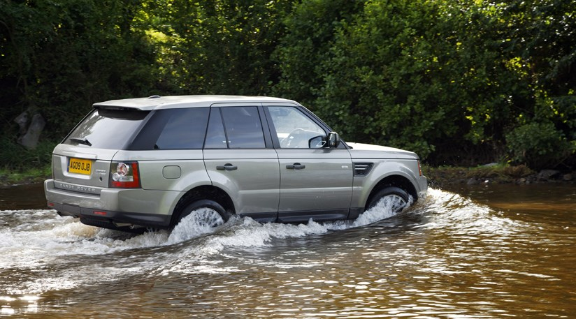 Range Rover Sport 50 Supercharged 2009 review by CAR Magazine