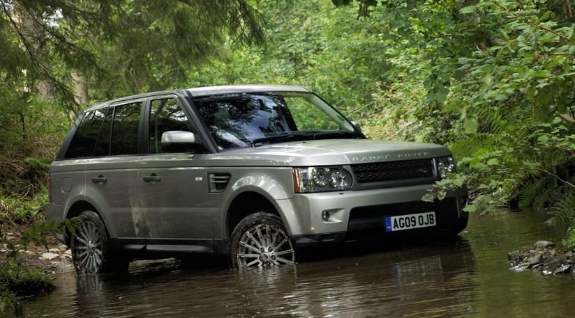 range rover sport 5 0 supercharged 2009 review car magazine. Black Bedroom Furniture Sets. Home Design Ideas