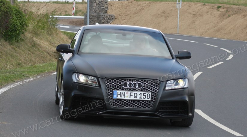 Jim Ellis Chevrolet >> Audi RS5 (2010): due for launch in autumn 2009 | CAR Magazine