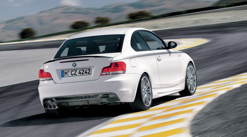 bmw 135i performance pack  2009  review