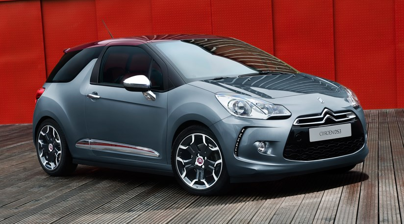 Citroen Ds3 At 2009 Frankfurt Motor Show By Car Magazine