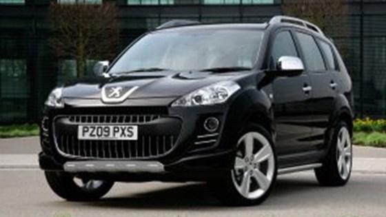 Peugeot 4007 | CAR Magazine