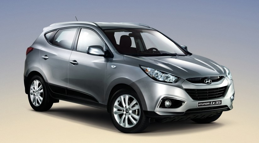 Hyundai Ix35 Korea S Replacement For The Tucson Suv