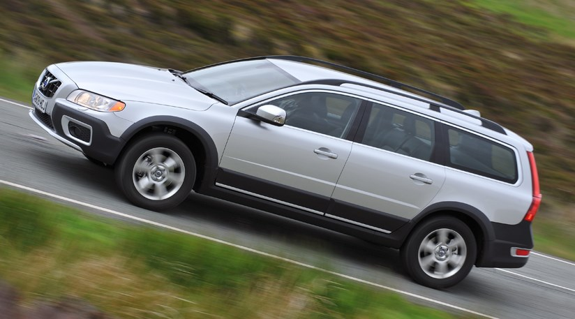 volvo xc70 drive 2009 review by car magazine. Black Bedroom Furniture Sets. Home Design Ideas