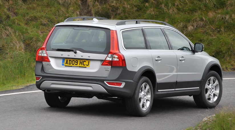 Volvo XC70 DRIVe (2009) review | CAR Magazine