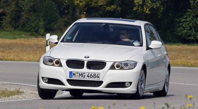 2010 BMW 320d