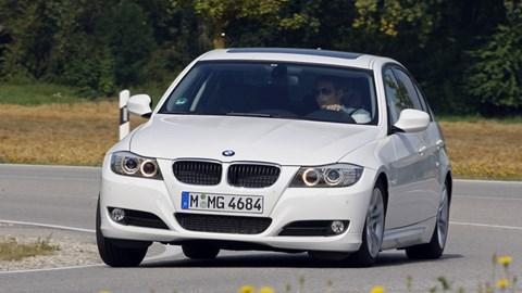 BMW 320d Efficient Dynamics (2010) review | CAR Magazine