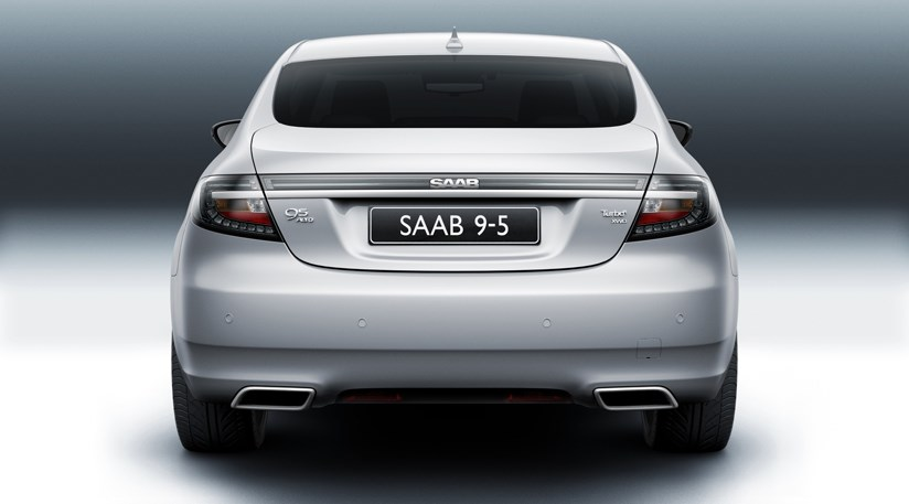 Saabs New 9 5 This Time Its Official