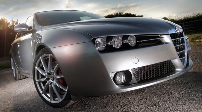 Alfa Romeo 159 2009 New Engines And Trims Car Magazine