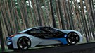 BMW's new eco concept car will make its debut at the Frankfurt motor show 2009