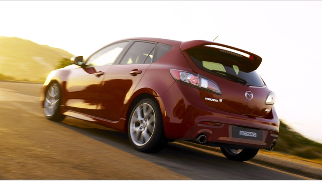 Mazda 3 mps 2009 hot hatch review car magazine mazda mps 2009 car review publicscrutiny Images