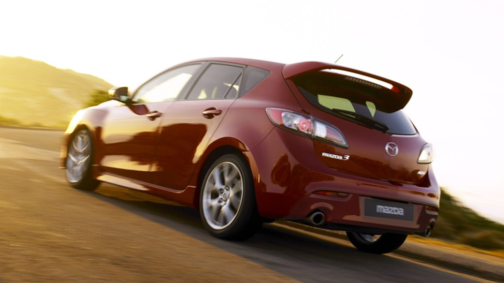 Mazda MPS (2009) CAR Review