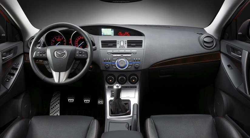mazda 3 mps (2009) hot hatch review | car magazine