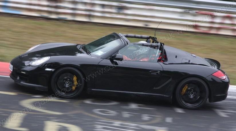 Porsche Boxster R