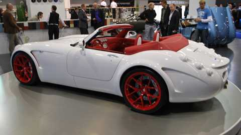 Wiesmann First Official Pictures Car News Car Magazine