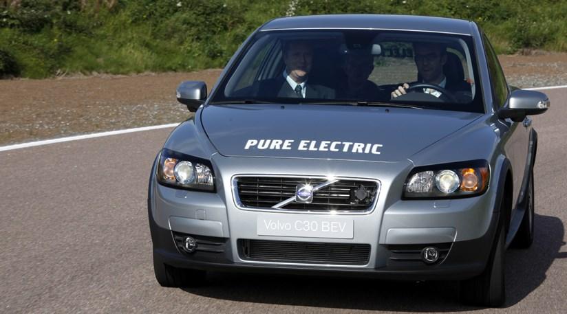 Volvo C30 BEV electric car (2009) review | CAR Magazine
