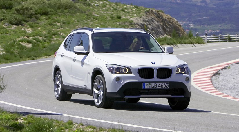 bmw x1 xdrive20d 2009 review by car magazine. Black Bedroom Furniture Sets. Home Design Ideas