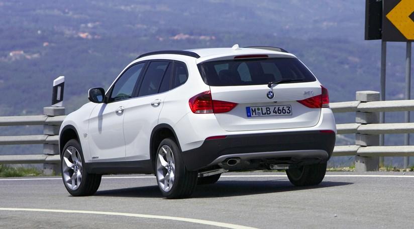 Bmw X1 Xdrive20d 2009 Review By Car Magazine