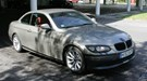 BMW 3-series Convertible (2010) facelift spied