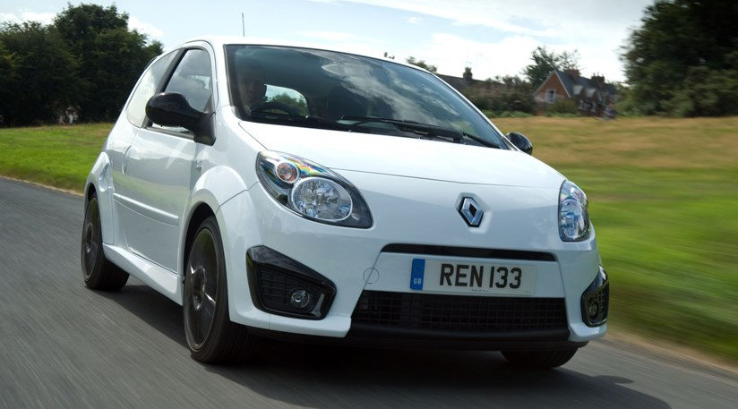 Renaultsport Twingo 133 Cup 2009 Unveiled Car Magazine
