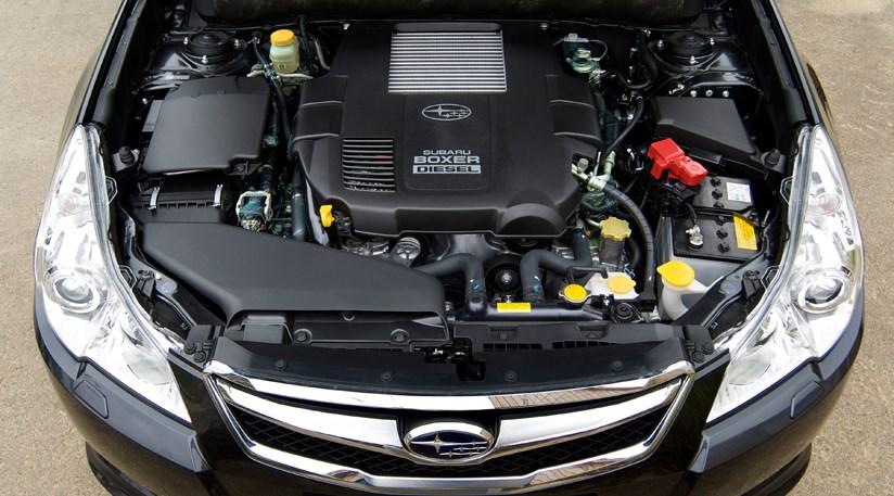 Subaru Legacy Tourer 20d 2009 Review Car Magazine
