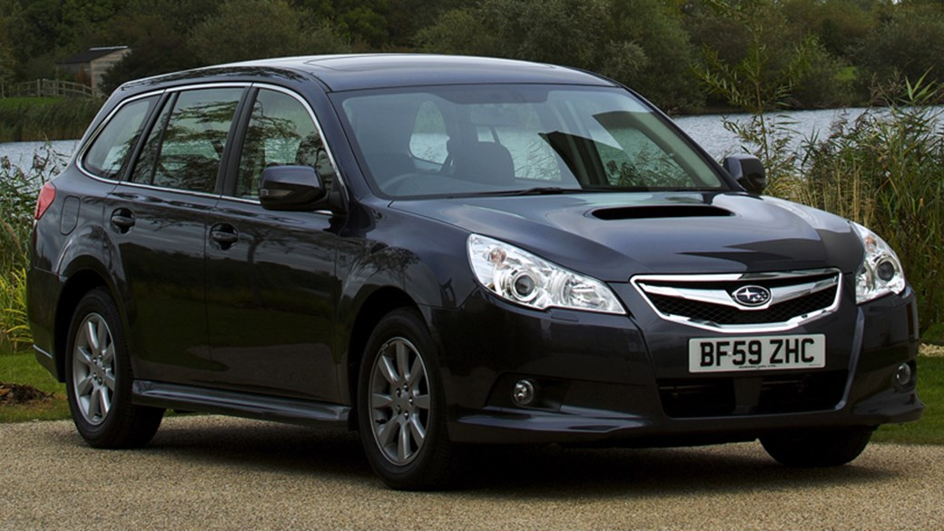 Subaru legacy 2009 reviews