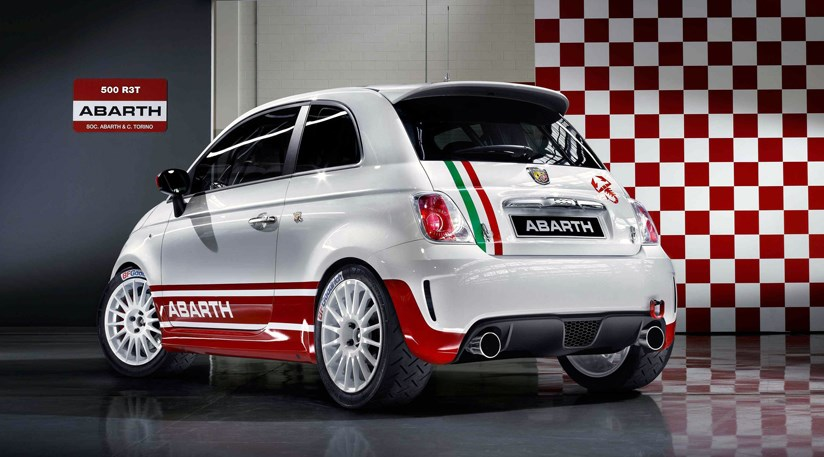 Fiat 500 Abarth 500 R3t Rally Car 2009 Revealed Car Magazine
