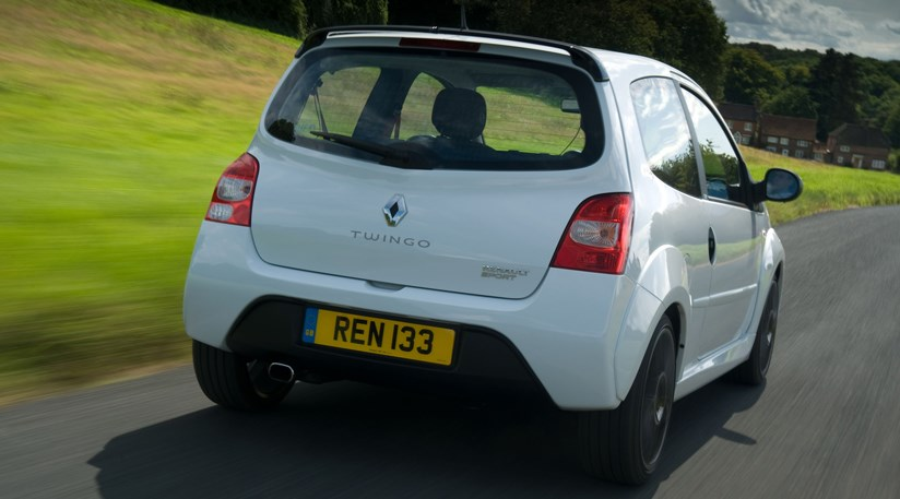 renaultsport twingo 133 cup 2009 review car magazine. Black Bedroom Furniture Sets. Home Design Ideas