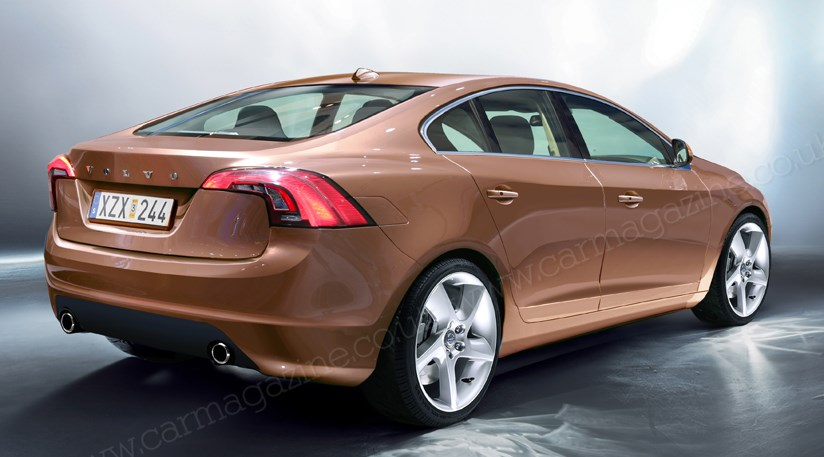 Volvo S60 (2010): CAR scoops new 3-series rival | CAR Magazine