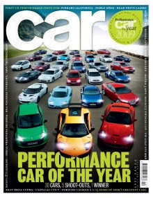 Performance car of the year 2009