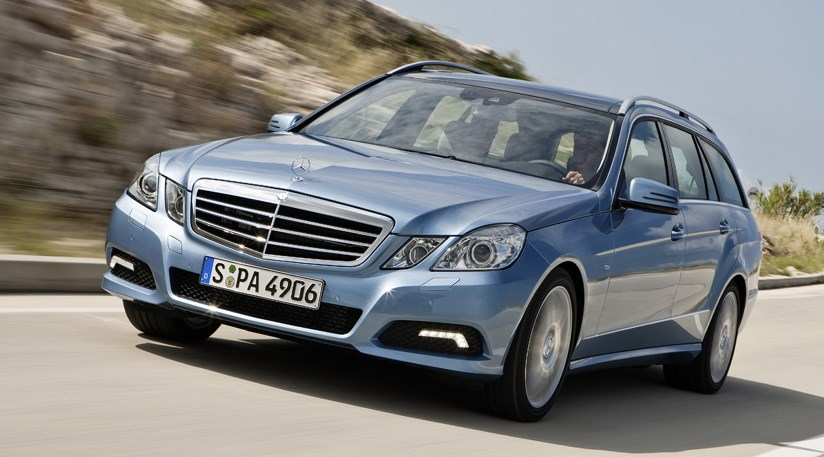 Mercedes E220 Cdi Se Estate 2009 Review By Car Magazine