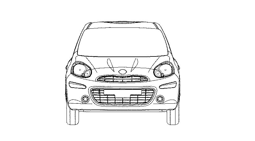 Nissan Micra (2010) designs spilled online by CAR Magazine