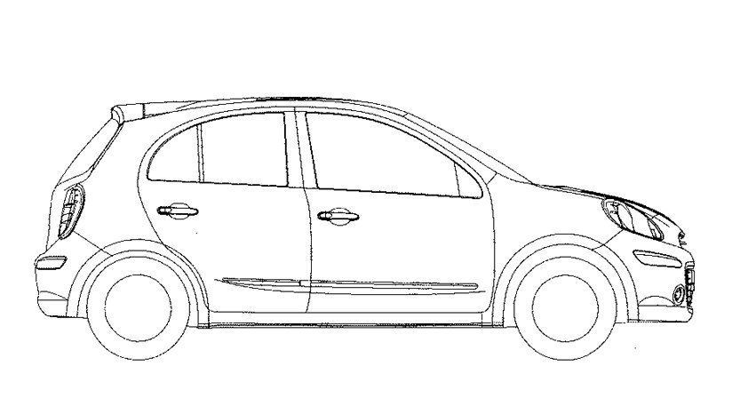 Charming 2d Car Drawings Photos - Simple Wiring Diagram Images ...