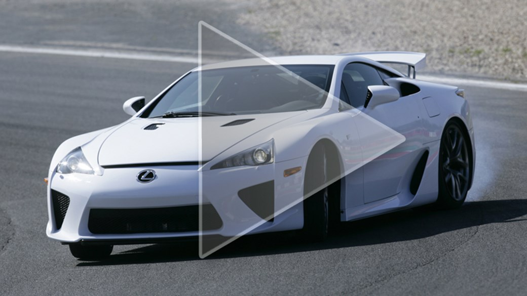 Lexus LF A (2009)