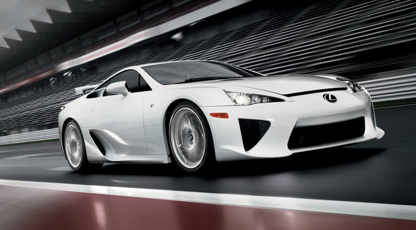 2009 Lexus LF A