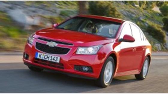 Chevrolet Cruze by CAR Magazine