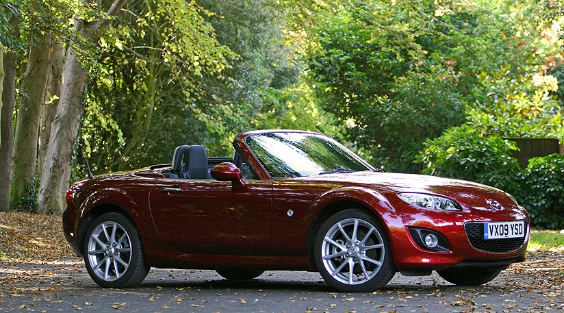 Always Chevrolet Mazda MX-5 2.0 RC (2010) long-term test review by CAR Magazine