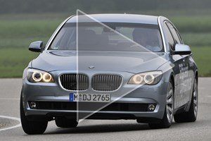 BMW 7-series ActiveHybrid 7