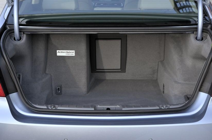 BMW 7-series ActiveHybrid 7 (2009) review | CAR Magazine