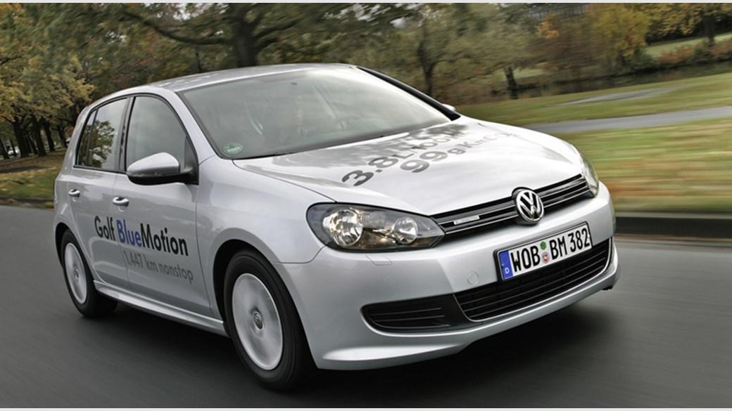 Vw Golf 1 6 Tdi Bluemotion 2009 Review By Car Magazine