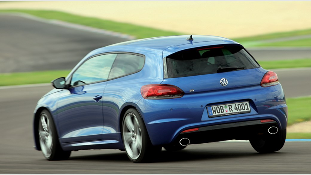 Vw Scirocco R 2009 Review Car Magazine