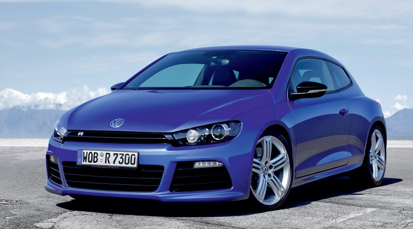 VW Scirocco R 2009 review by CAR Magazine