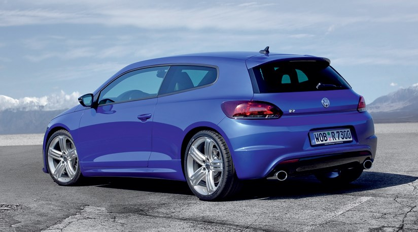 VW Scirocco R (2009) review by CAR Magazine