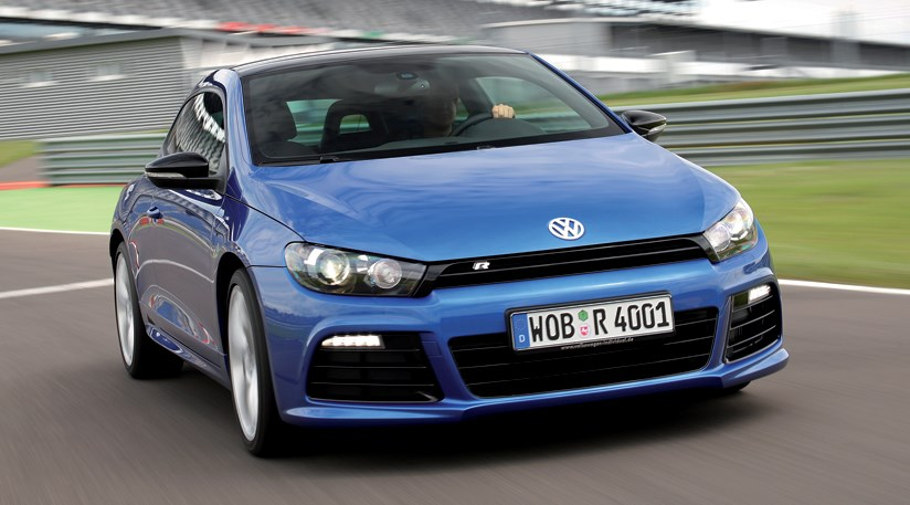 VW Scirocco R20T (2009) scooped by CAR Magazine
